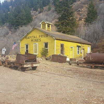 Capital Prize Gold Mine