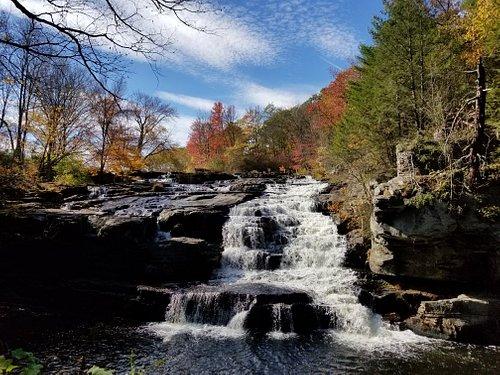 November 2017 shohola falls
