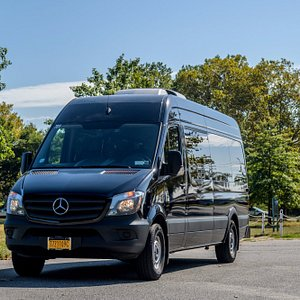 New Mercedes Sprinter 14 passengers capacity