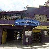 "Restaurant "" LA ORILLA """