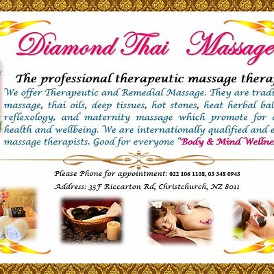 The professional Traditional Thai  Massage.
