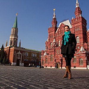 ToursByLocals guide Alina - a part of our team of excellent local guides.
