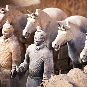 Terra-cotta Warriors& Horses Museum
