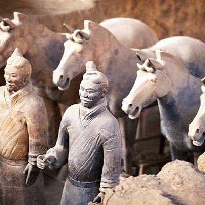 Terra-cotta Warriors& Horses Museum