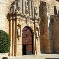 Iglesia de San Pedro, en Daimiel