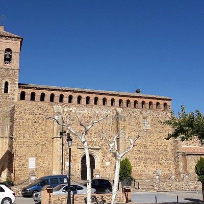 Iglesia de la Asunción, en Viso del Marqués