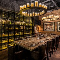 Private dining at Fazenda Manchester