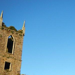 Beautiful abbey ruins