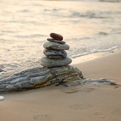 Inspired by elements of earth and sea for your body, mind and spirit. Find your balance.