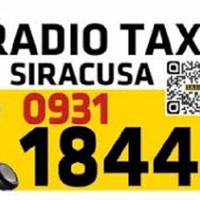 Radio Taxi Siracusa 1844