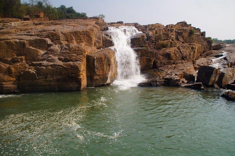 Usri waterfall