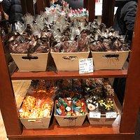 Bagged snacks.