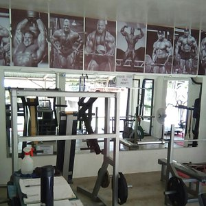 Pictures of the GYM