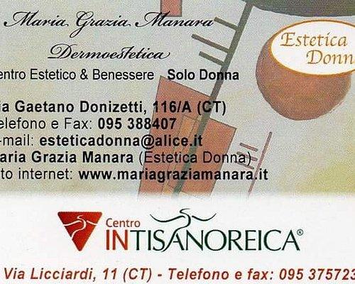 Via Gaetano Donizetti 116/A, Via Licciardi 11, Catania
