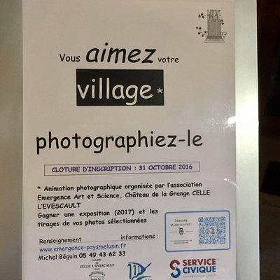 Une exposition dans les locaux de l'Office du Tourisme