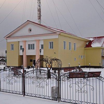 Здание музея - внешний вид.