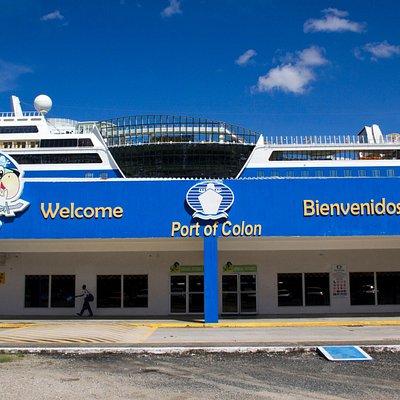 """Port Colo 2000, Terminal 2 """"Home Port"""""""