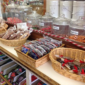 Handmade Candy Canes