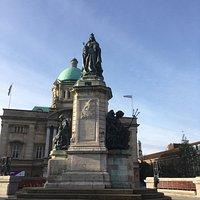 Queen Victoria Square