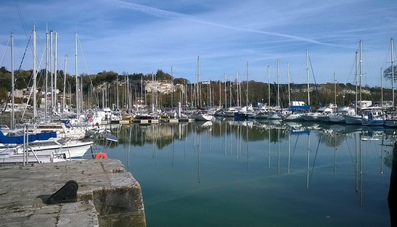 Mortagne sur Gironde Le Port