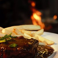 Launceston's best steak cooked to order