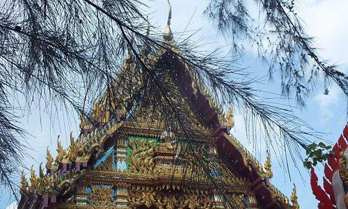 Монастырь Samnak Song Nai Harn.