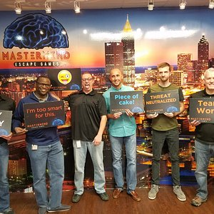 Our team escaped and graduated to full-fledged super-heroes!