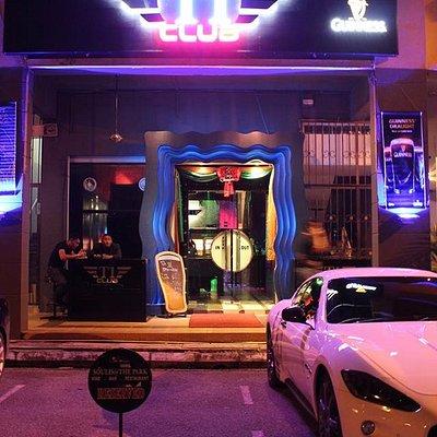 T1 Club Front Entrance