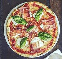 Parma ham pizza....