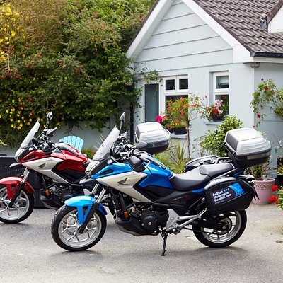 Beautiful accomodation whilst touring in Ireland with Belfast Motorcycle Rentals
