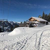 Nouvelle Skis Zone au Monchu