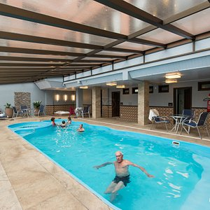 The Pool at the Hotel Serra Nevada