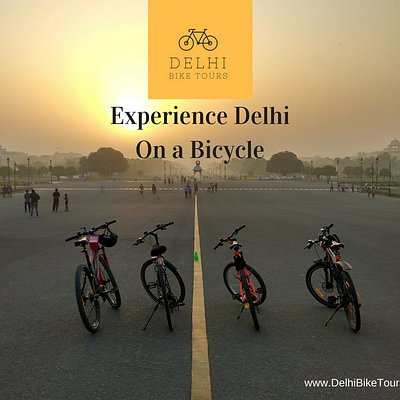 New Delhi Tour - Experience Delhi on a bicycle