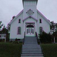 An attractive church