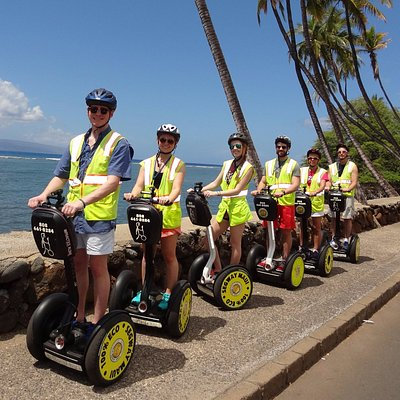 Segway Maui - the best Segway in Hawaii
