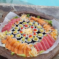 Sushi Maki Platter  (Specials, advance order is required)