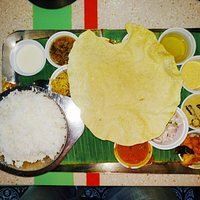 Meal thali