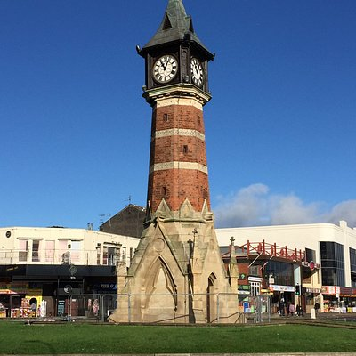 Clock Tower Skegness