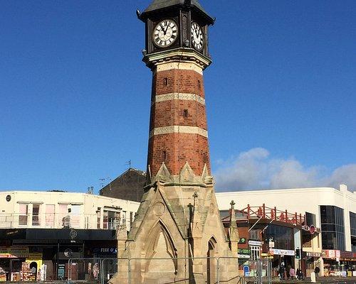 Clock Tower Skegness