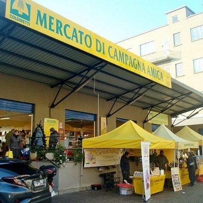 Le aree del mercato
