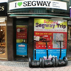 Our Segway Shop