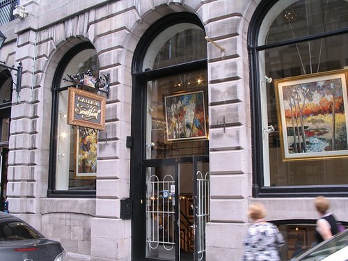 Nestled in beautiful old Montreal, Galerie Saint-Paul promises to be a captivating experience.