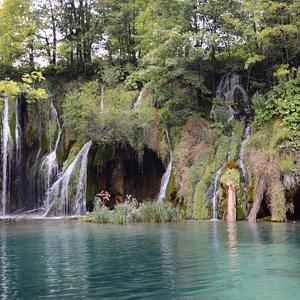 Grupa wodospadów Pevalekovi slapovi