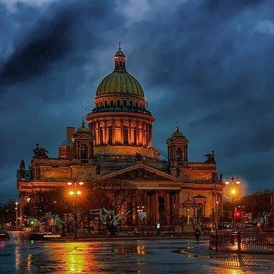 El viaje por San Petersburgo