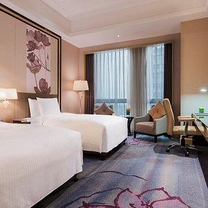 豪华双床 Deluxe Twin Bed Room