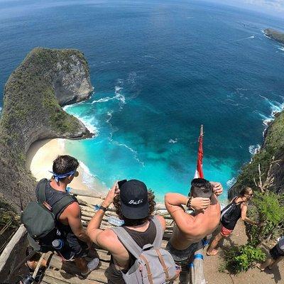 Nusa Penida is the best.,.Location : Kelingking Beach Nusa Penida