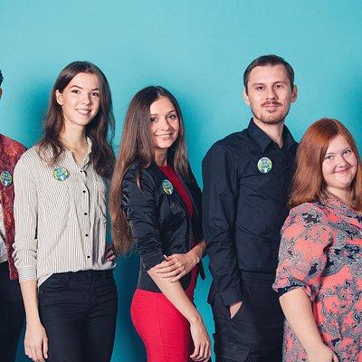 Meet our new KievInsiders team!