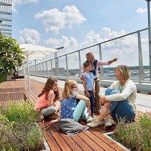 Frankfurt Airport Visitors' Terrace