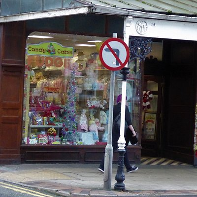 Candy Cabin Sweets shop, Southport