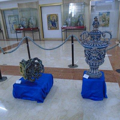 Museo ceramica Caltagirone